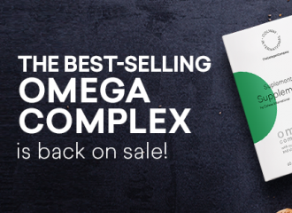 The best-selling Omega Complex is back on sale!