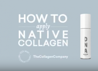 How to apply Native Collagen?